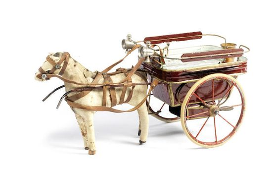 French carriage 1890