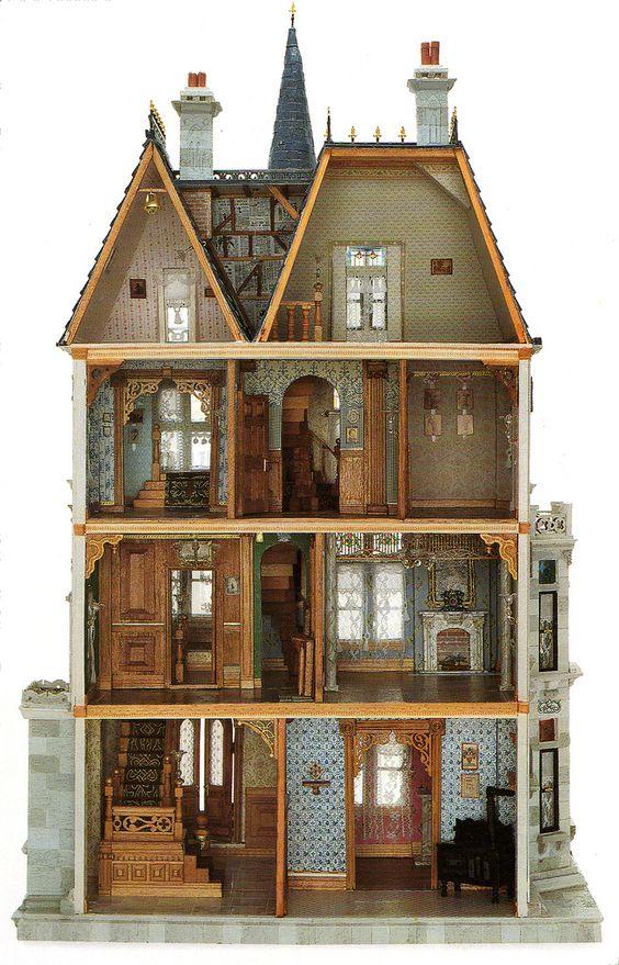 Paul Cumbie, Doll House, 1883
