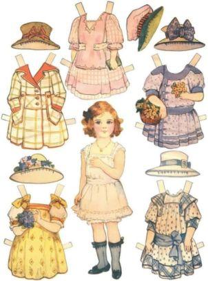 Resultado de imagen de Las muñecas a lo largo de la historia