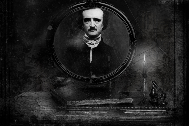 Image result for el cuervo edgar allan poe