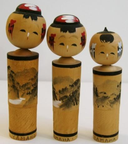 vintage japanese dolls