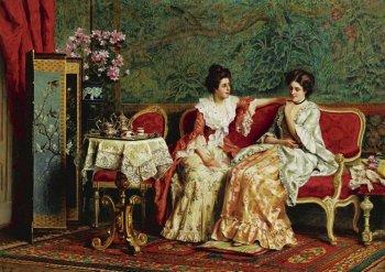 Resultado de imagen de fiesta de té victoriana