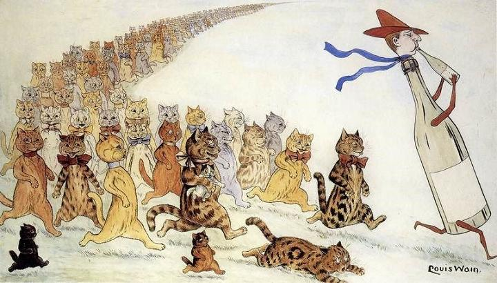 louis_wain_cat_piper_print
