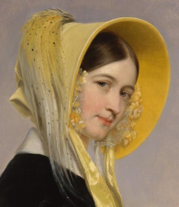 Euphemia White Van Rensselaer by George P. A. Healy