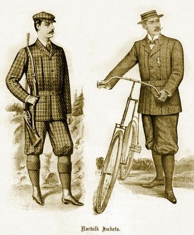Damas y Caballeros Victorianos