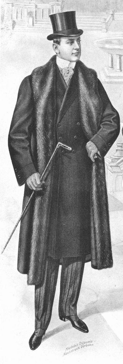 victorian greatcoat
