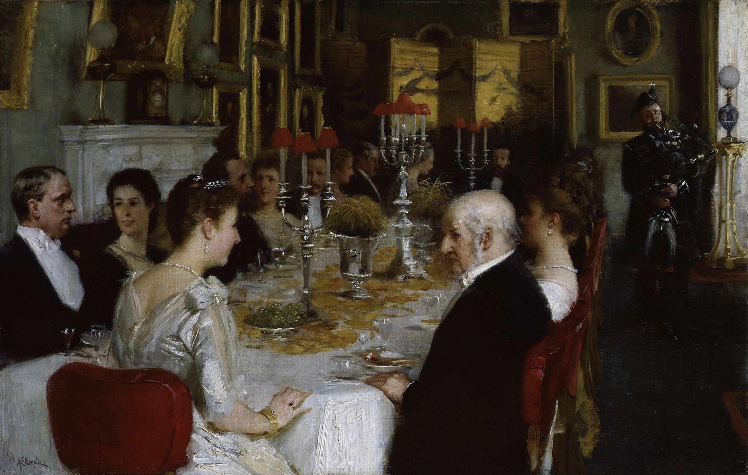 dinner_at_haddo_house_1884_by_alfred_edward_emslie