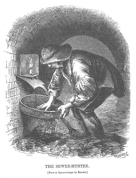The_Sewer-hunter_or_'Tosher_,_1851