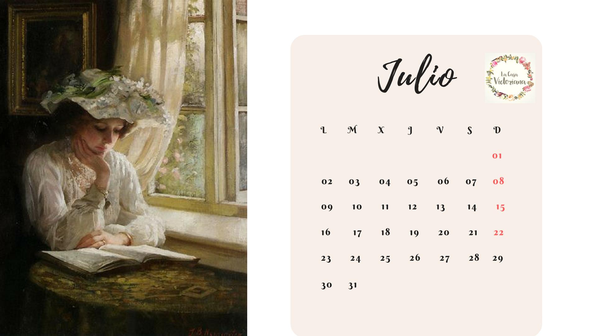 Copia de Various Colors Scenery Photo Calendar(1)