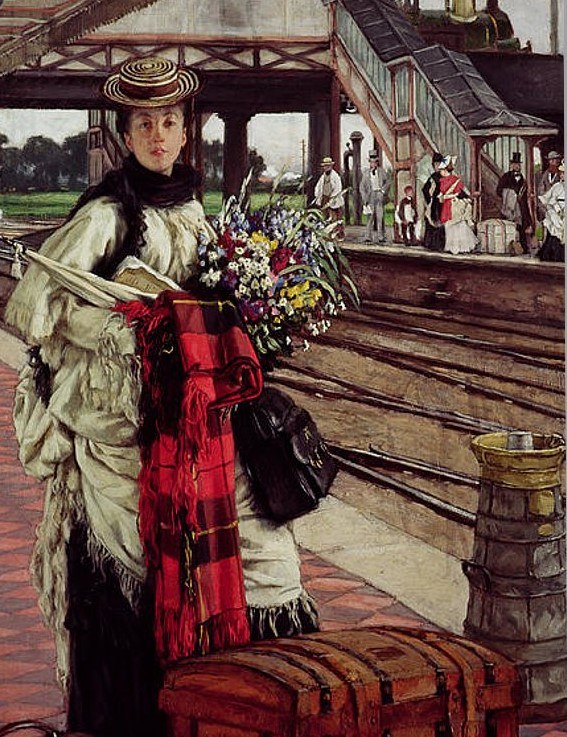 waiting-at-the-station-willesden-junction-c1874-james-jacques-joseph-tissot copia
